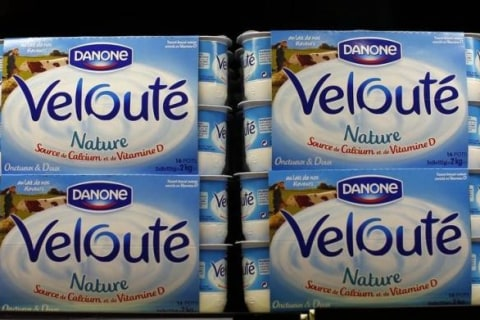 Danone to Double U.S. Business With $12.5B Organic Foods Deal