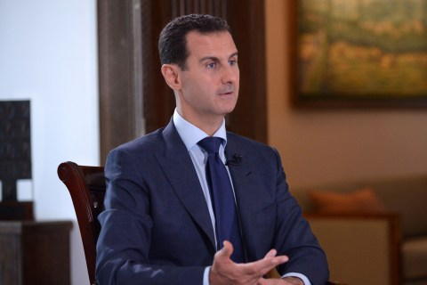 Syrian Government Blamed for Third Chemical Attack: Report