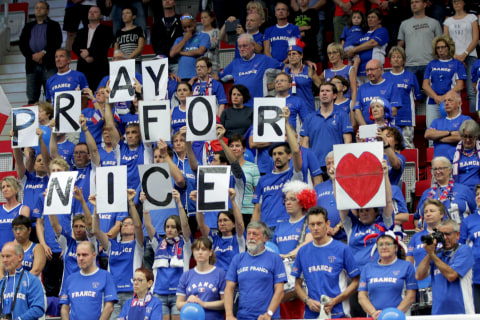 World Shows Solidarity With Nice Rampage Victims