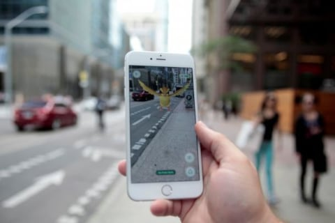 Pokemon Go Really, Really Distracts Drivers: Study