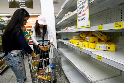 Latin American Countries Attempt to Help Venezuela Financial Crisis