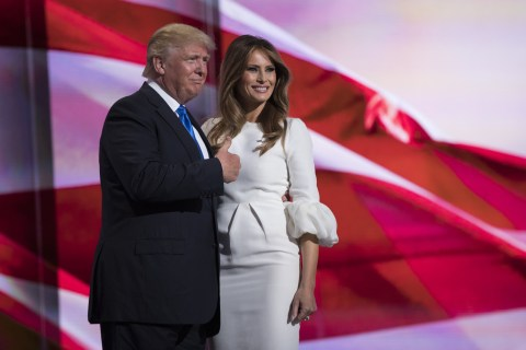 Trump Campaign Struggles to Manage Melania Trump Speech Fallout