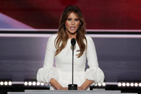 Staff Writer Takes Blame for 'Mistakes' in Melania Trump RNC Speech