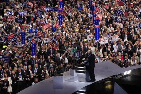 GOP: At Least 133 Latino Delegates at Republican Convention