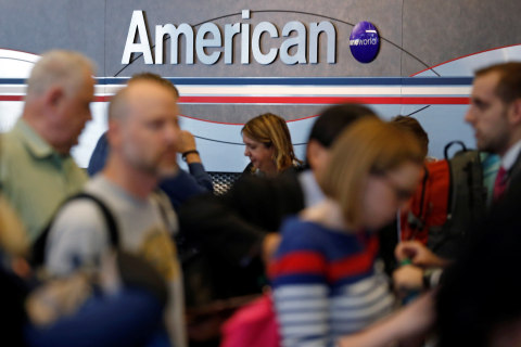American Airlines Starts Selling 'Basic Economy' Fares