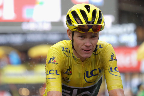 Chris Froome Set to Claim Third Tour de France Title on Sunday