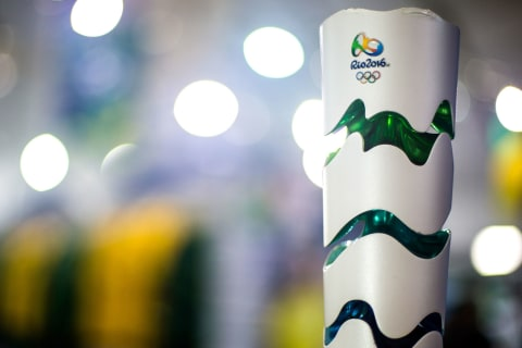 Man Arrested in Brazil for Trying To Steal Olympic Torch