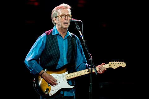 Eric Clapton Guitar Auctioned for $45K