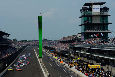 WATCH LIVE: Gordon, Stewart Headline Brickyard 400 at Indy