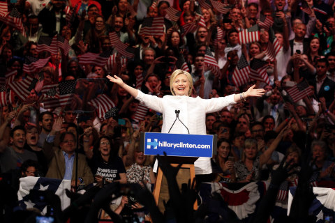 Clinton Speech Excerpts