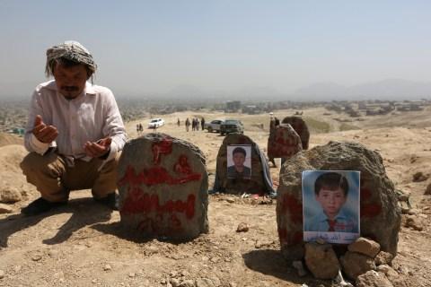 Civilian Death Toll Reaches Record as Afghan Troops Fight Taliban: U.N.