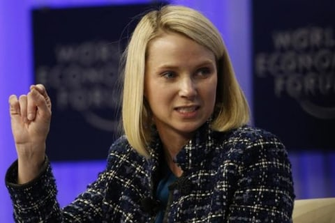 As Yahoo Changes Hands, CEO Mayer is 'Open Minded' About the Future