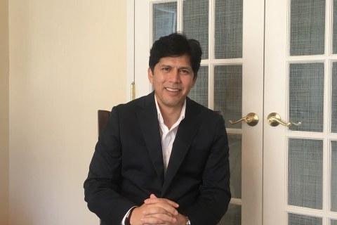 Dem Convention: Speaker Kevin de Leon Touts Immigration as Key Issue