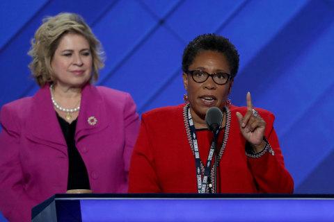 Who is DNC Chair Marcia Fudge?