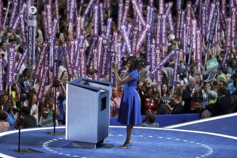 Clinton Supporters to Michelle Obama: We Want More