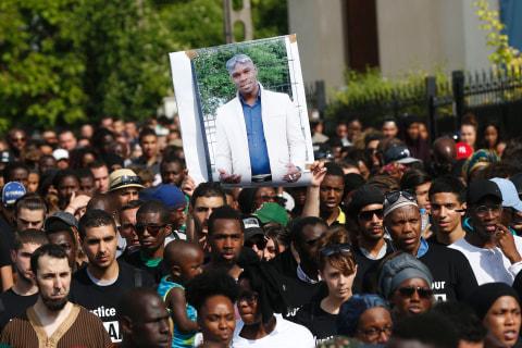 Black Lives Matter Movement Resonates in France