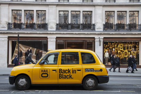 Euro Rivals Merge, Form Largest Rideshare Service to Take on Uber