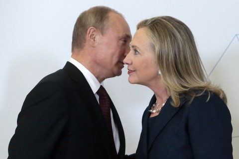 DNC Email Hack: Why Vladimir Putin Hates Hillary Clinton
