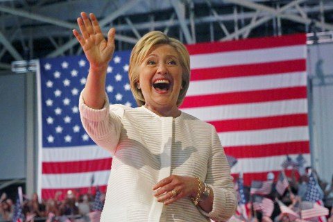 Democrats Make History for Women, Mothers, and the 'Real' Hillary Clinton
