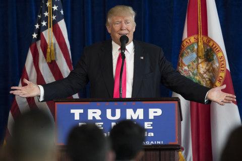 The Lid: Trump Hijacks the News Cycle Again