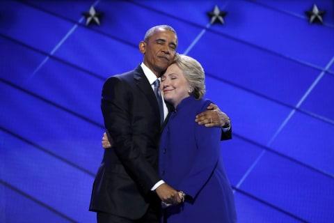 Maddow Analysis: Obama's Speech 'Priceless' for Clinton