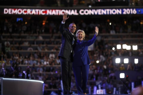 The Lid: Dems Set Up For Successful DNC Finale