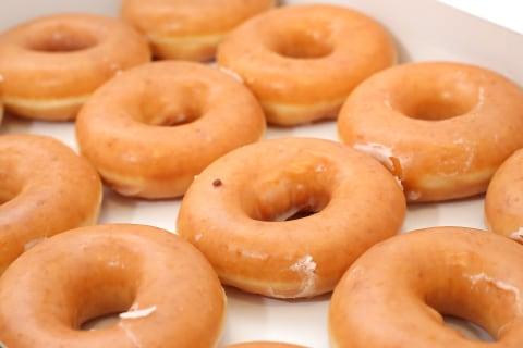 Cop Mistook Krispy Kreme Glaze for Meth: Report