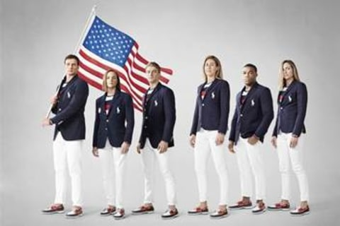 Sneak Preview of Team USA's Look for Rio Ceremony