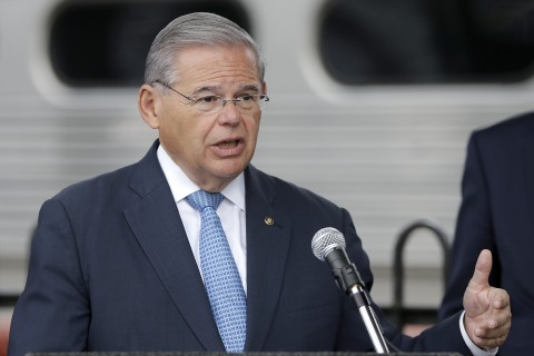 Appeals Court Lets Sen. Menendez's Corruption Charges Stand