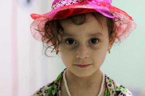 Aleppo Siege: Syrian Kids Find Childhood Deep Underground
