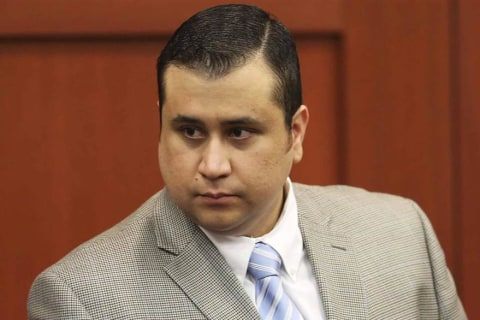 George Zimmerman Claims Man Punched Him in Face at Florida Restaurant