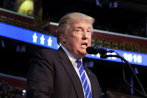 Opinion: Trump's Latino GOP Meeting Won't Change Racist, Losing Campaign