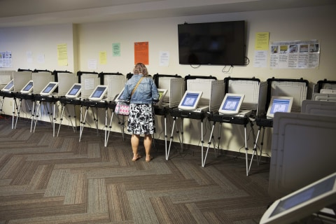Opinion: Protect Our Voting Machines From Hackers