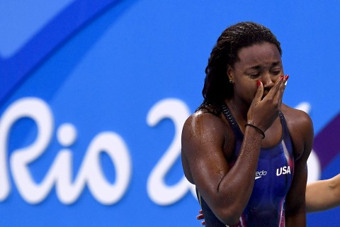Olympic Moments: Boxers Exchange Blows, Handballers Take Aim