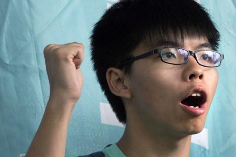 Hong Kong court overturns sentences for pro-democracy activists