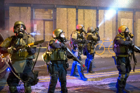 Federal Judge Dismisses Excessive Force Lawsuit Against Police During Ferguson Protests