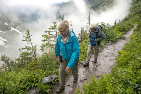 Midwest Couple Chases National Park Dream to Glacier