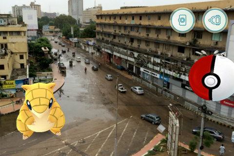 'Pokemon Go' Tour in Karachi, Pakistan, Lets You Catch 'Em All