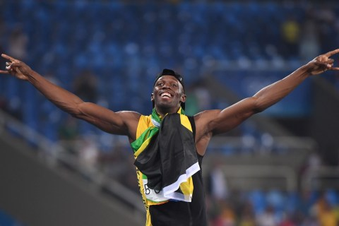Olympic Moments: Bolt Strikes Again and More