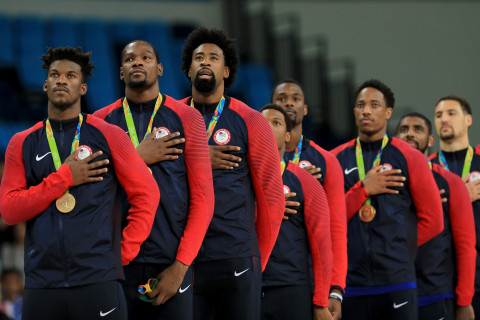 Olympic Moments: U.S. Wins Gold in Basketball and More