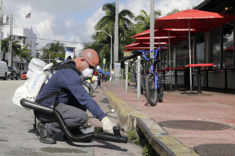 Miami's Zika Search Turns Up Another Virus: Dengue