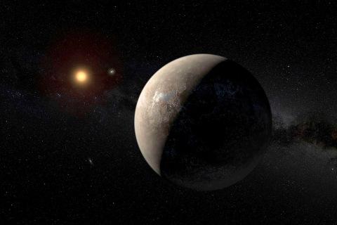 New Planet Is 'Right Next Door'