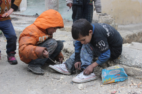 Aleppo's Children: Life and Death in a Syrian City