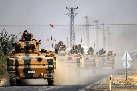 Syrian Kurds Retreat After Warning From Vice President Biden: Turkey