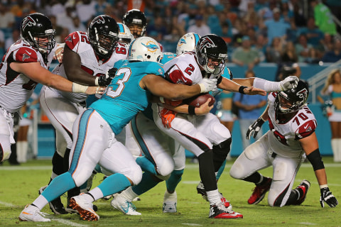 WATCH NFL Preseason Live on NBC: Falcons vs. Dolphins