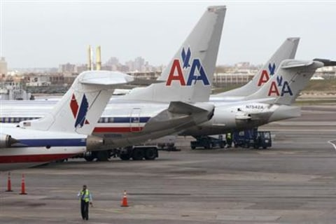 American Airlines Flight Attendant Suspended After Video Shows Confrontation