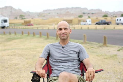 Runner Aims to Complete Marathon in 59 National Parks