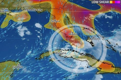 Florida Braces for Rain, Floods as Tropical Depression Forms