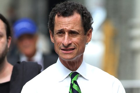 Anthony Weiner Probed by Feds in New York for Alleged Sexts to Teen