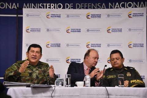 Colombia: Permanent Cease-Fire Takes Effect